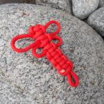 1 prívesok na kľúče - vážka